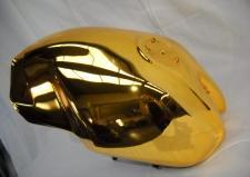 Serbatoio Ducati oro