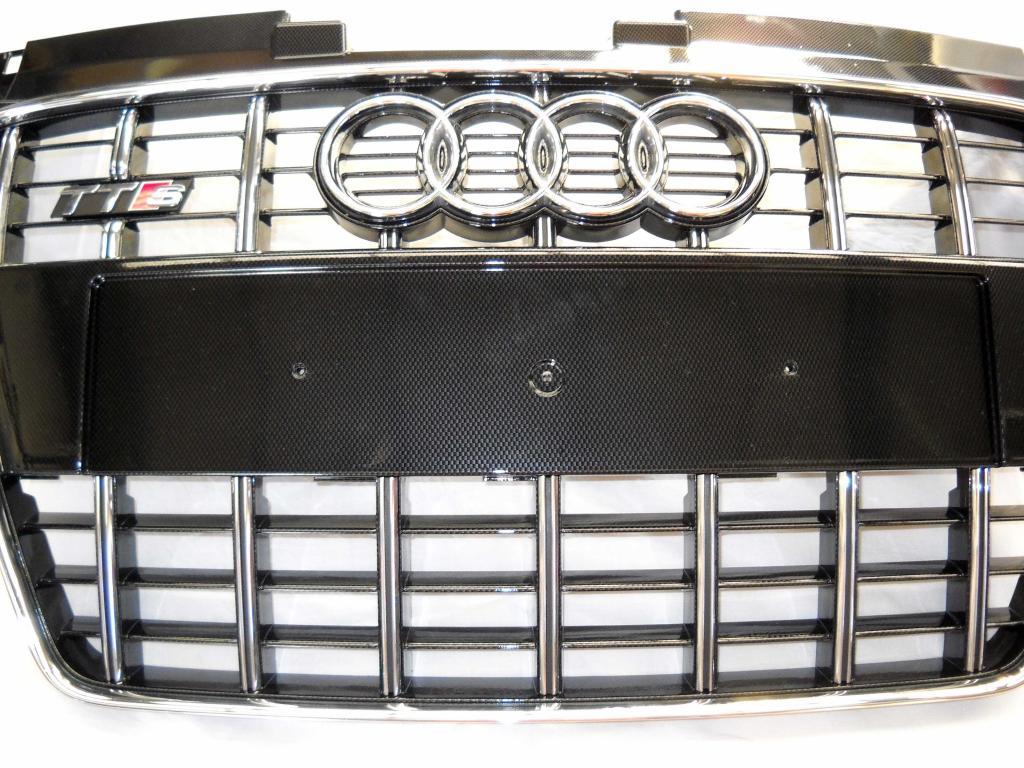 Griglia Audi TT carbon look